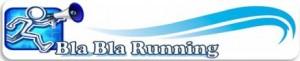 BlaBla Running logo x volantini