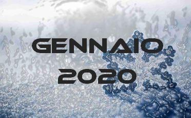 GENNAIO 2020 – Calendario Gare