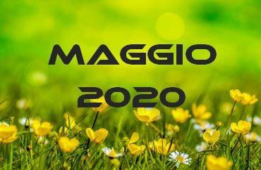 MAGGIO 2020 – Calendario Gare