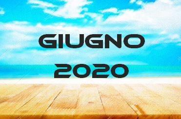 GIUGNO 2020 – Calendario Gare