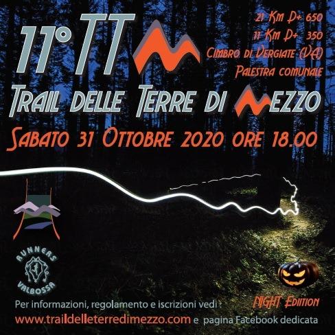 11° Trail delle terre di mezzo