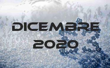 DICEMBRE 2020 – Calendario gare
