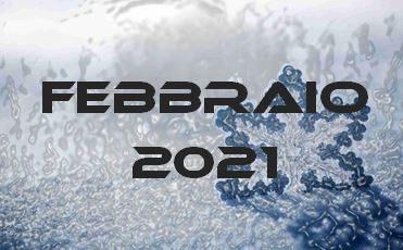 FEBBRAIO 2021 – Calendario gare