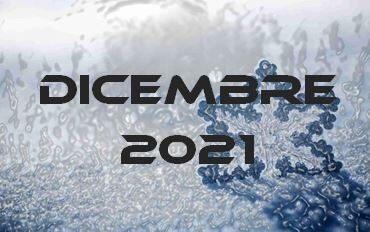 DICEMBRE 2021 – Calendario gare